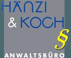 Anwaltsbüro Hänzi & Koch