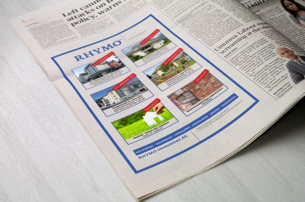 RHYMO Immobilien AG