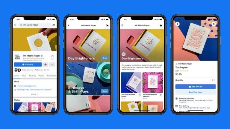 So erstellen Sie einen Online-Shop mit dem Facebook Store