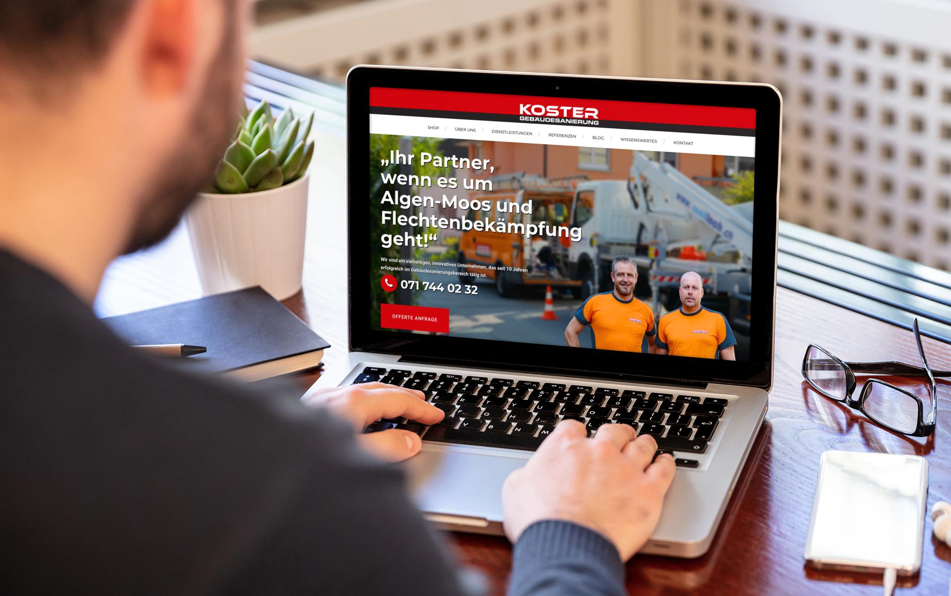 Koster Gebäudesanierung GmbH